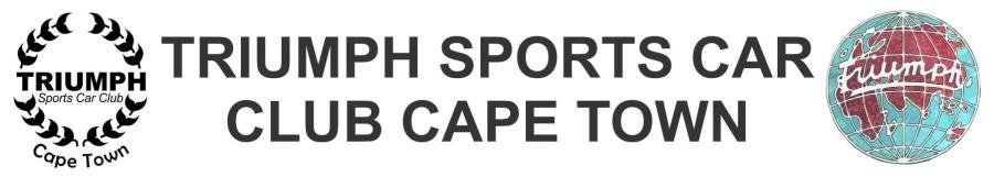 Triumph Sports Car Club